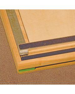 RÁMOVÝ ELEMENT šířka 100 mm vhodný pro MANERO CLASSIC pro permanentní pokládku